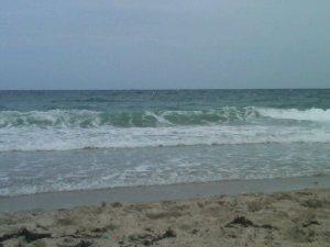 Orlando Espinosa The Beach