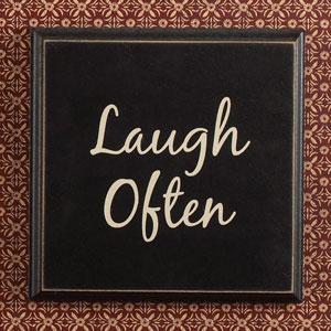 Orlando Espinosa laugh often