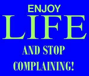 orlando espinosa enjoy-life and stop complaining