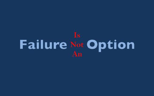orlando espinosa Failure_is_not_an_option2a
