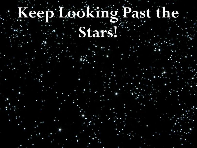 keep looking past the stars Orlando espinosa