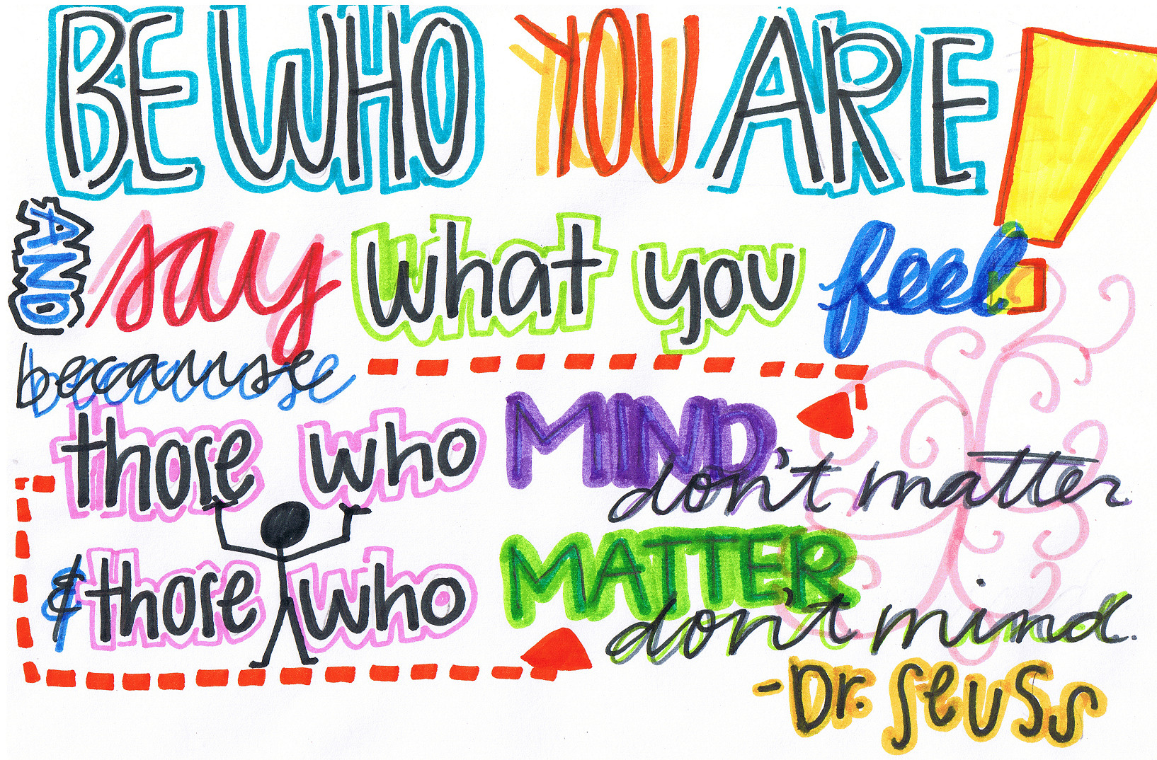 Dr Seuss Friendship Quotes Who You Are  Orlando Espinosa
