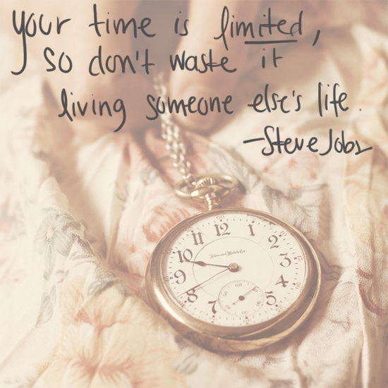 Your-Time-is-Limited-Steve-Jobs orlando espinosa