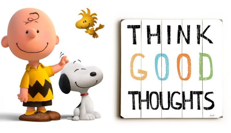 Image result for think of good thoughts