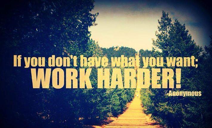 work harder orlando espinosa