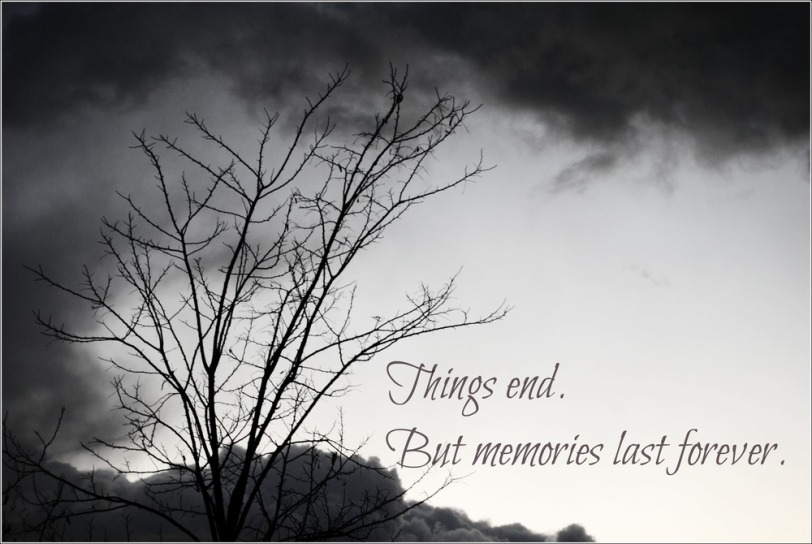 Things-end-But-memories-last-forever-orlando espinosa