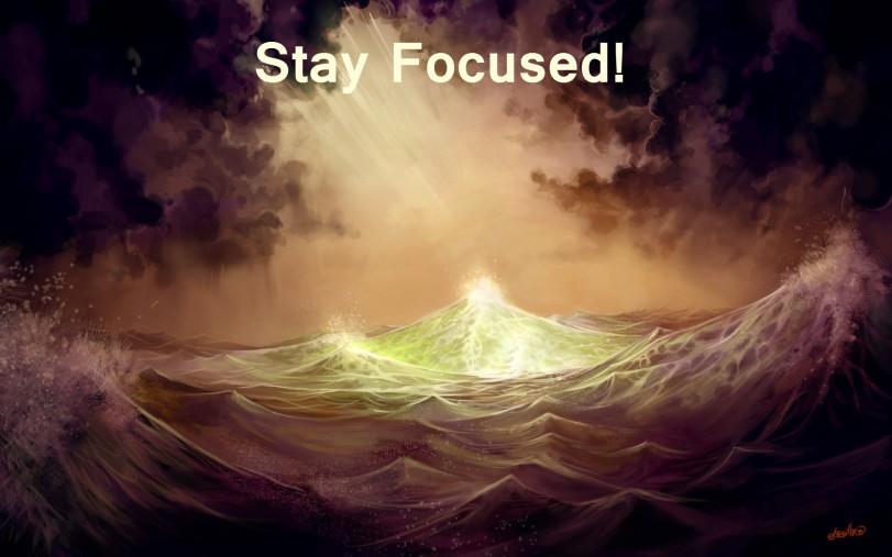 stay focused-orlando espinosa