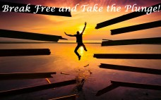 break free and take the plunge orlando espinosa