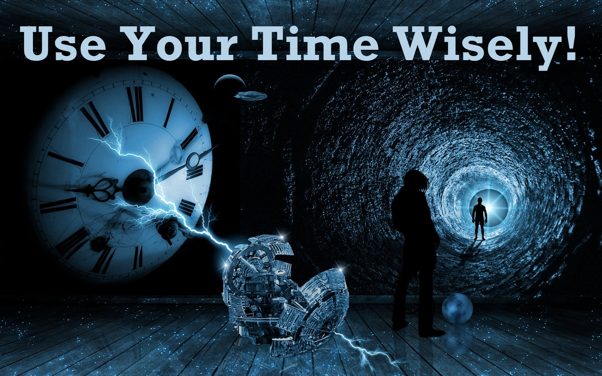 use your time wisely orlando espinosa