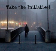 take the initiative orlando espinosa
