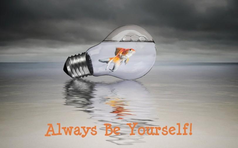 always be yourself-orlando espinosa