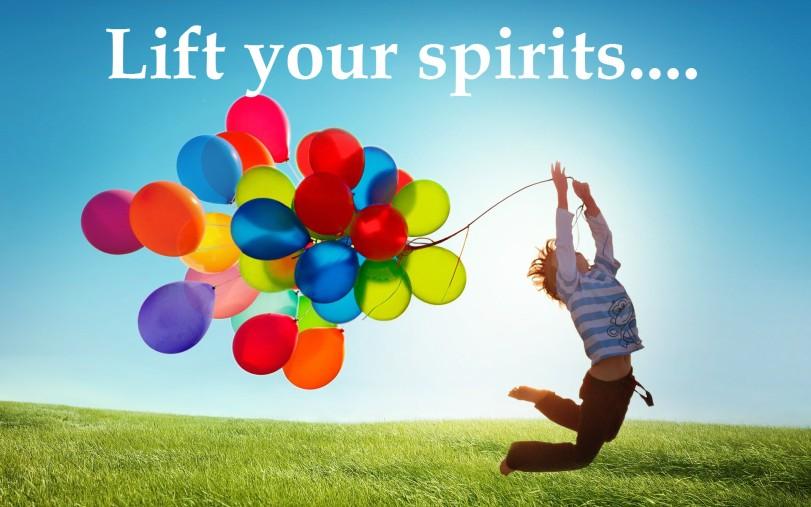 Lift your spirits orlando espinosa