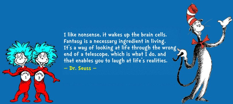 Dr Seuss-I Like Nonsense-Orlando Espinosa