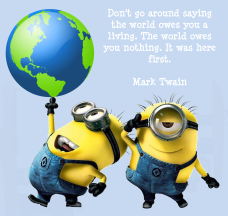 mark twain despicable_me_minions you are here orlando espinosa