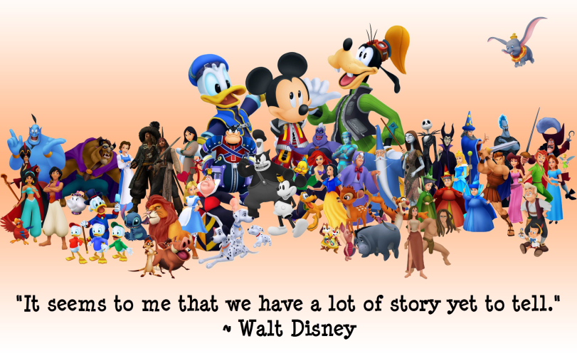 Walt-Disney-we have a lot of story orlando espinosa