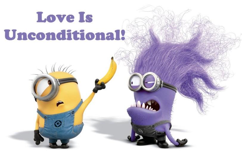 Love is Unconditional-Orlando Espinosa