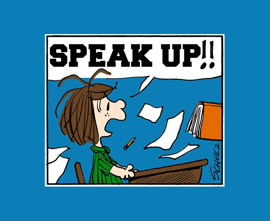 Speak Up | Orlando Esp...