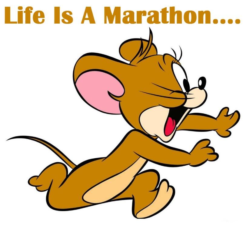 life is a marathon-orlando espinosa