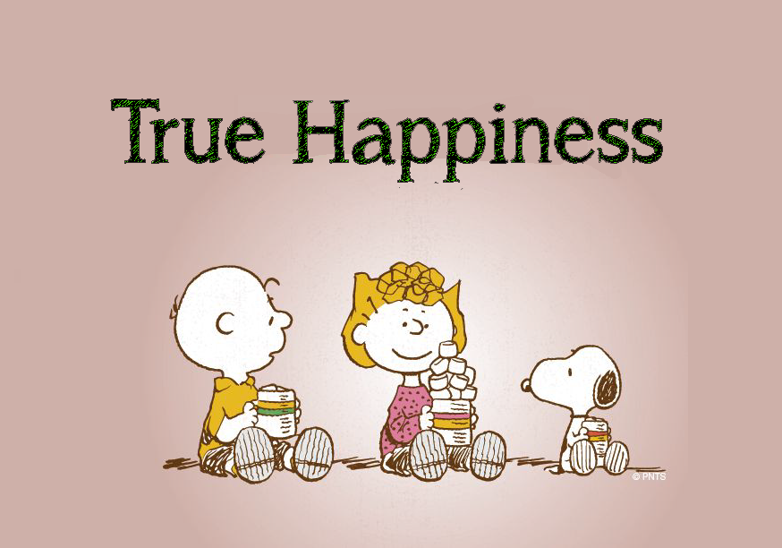 true happiness Happiness is an art that can be learned instead of sitting around waiting for joy to  descend upon you or searching for fulfillment in all the wrong.