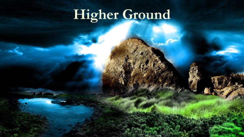 Higher Ground-orlando espinosa