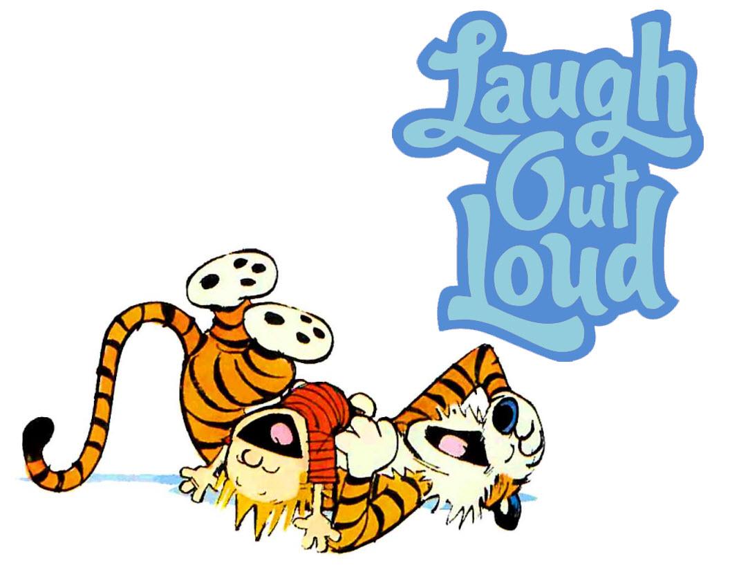 Loud Laughter Descriptive Words