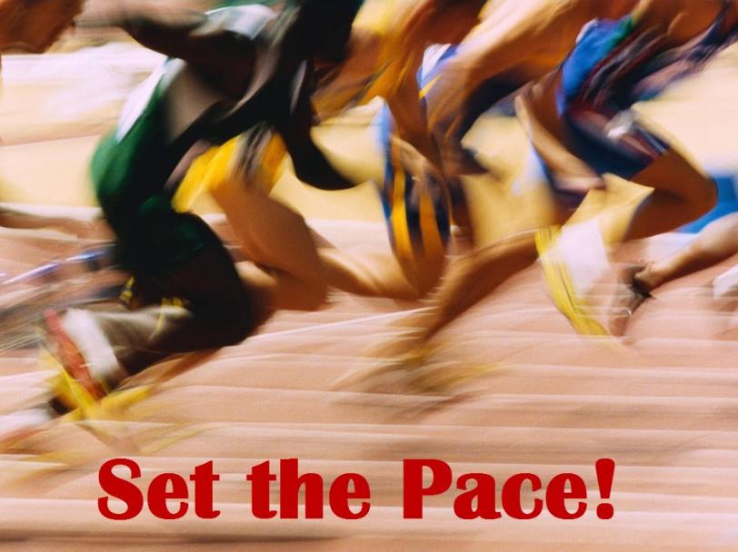 set the pace orlando espinosa