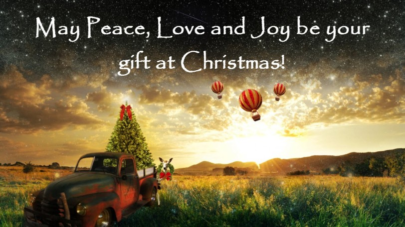 May Peace, Love and Joy | Orlando Espinosa