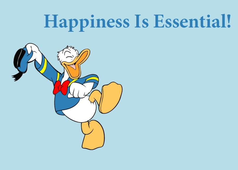 live believing Happiness is essential orlando espinosa