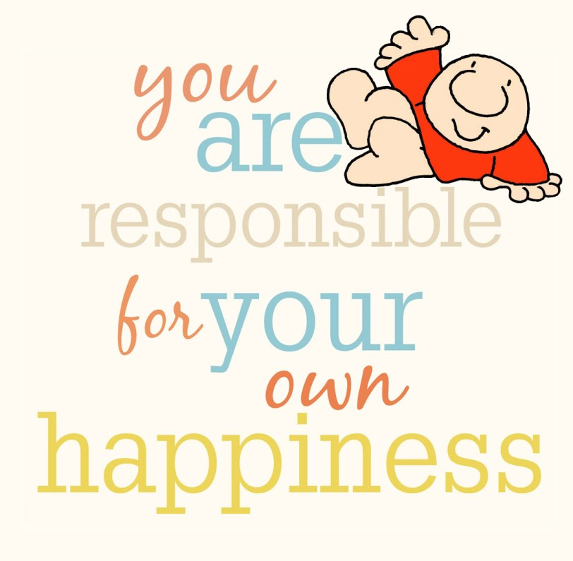 you are responsible for your own happiness orlando espinosa