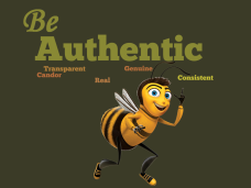 be Authentic orlando espinosa
