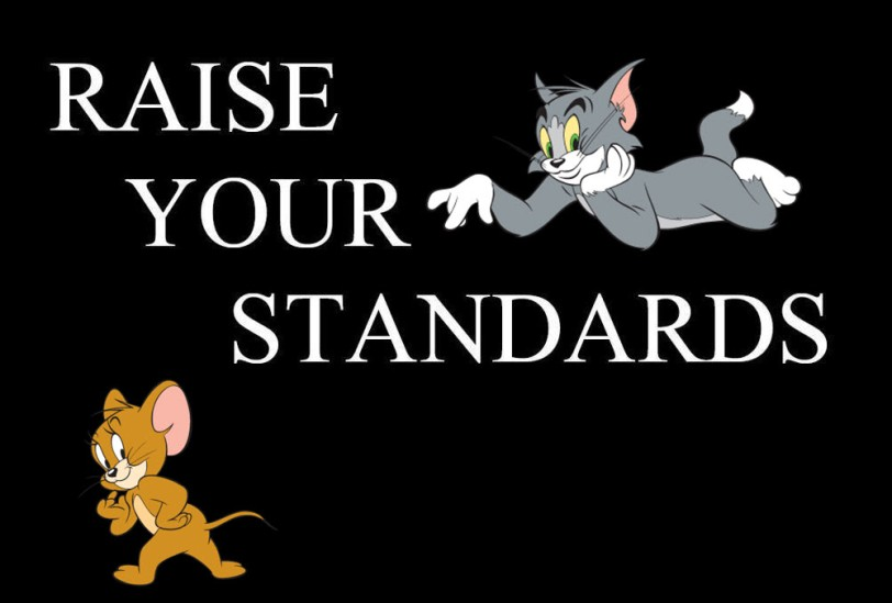 raise your standards orlando espinosa