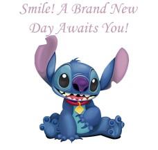Smile a brand new day awaits you orlando espinosa