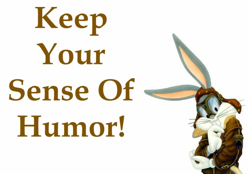 Your Sense of Humor orlando espinosa Bugs-Bunny