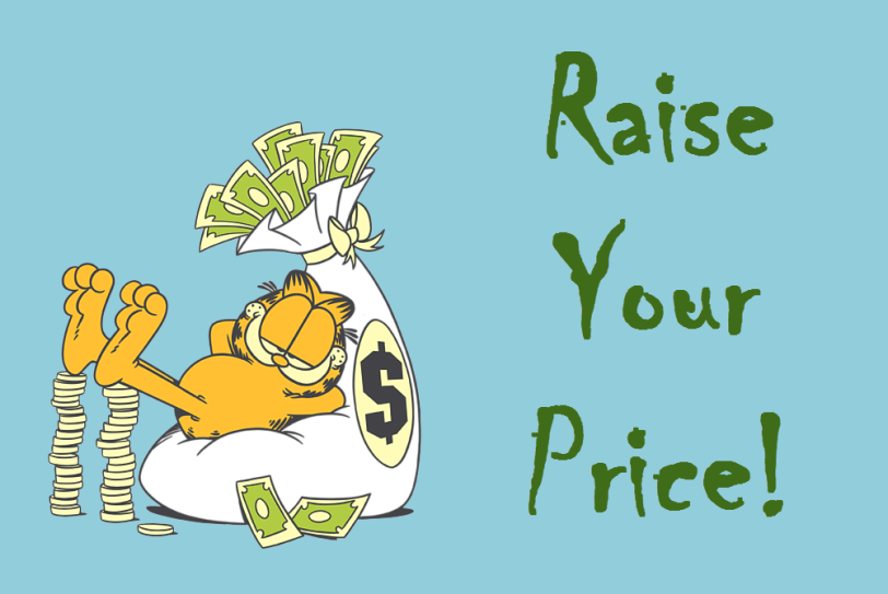 raise your price orlando espinosa garfield
