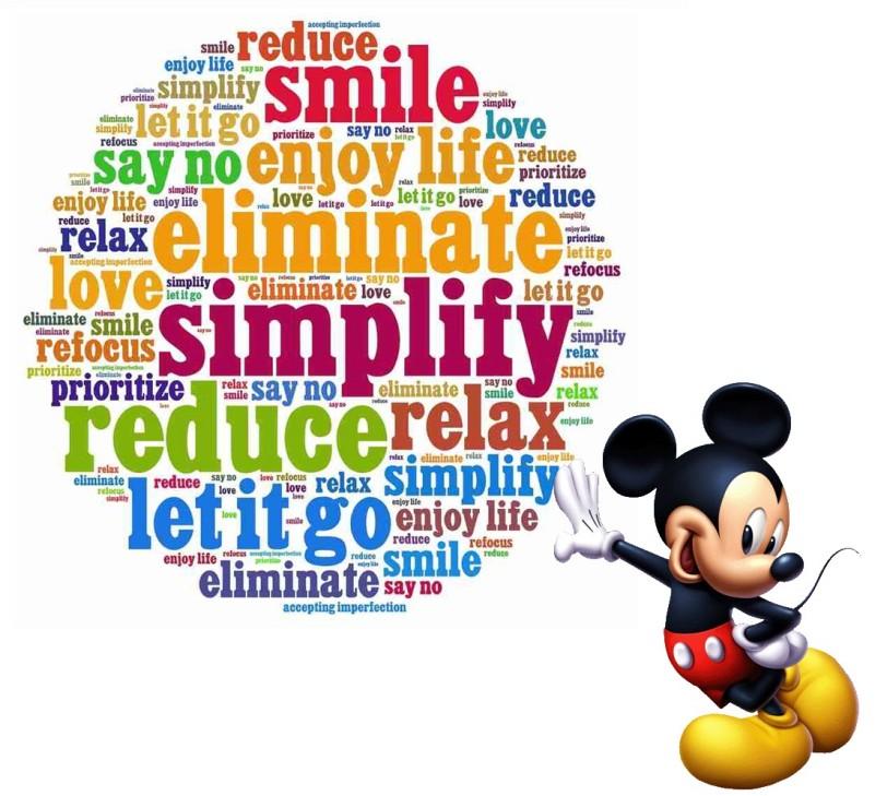 Life Is Really Simple Simplify-Your-Life orlando espinosa