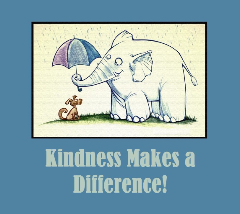 Image result for kindness makes a difference