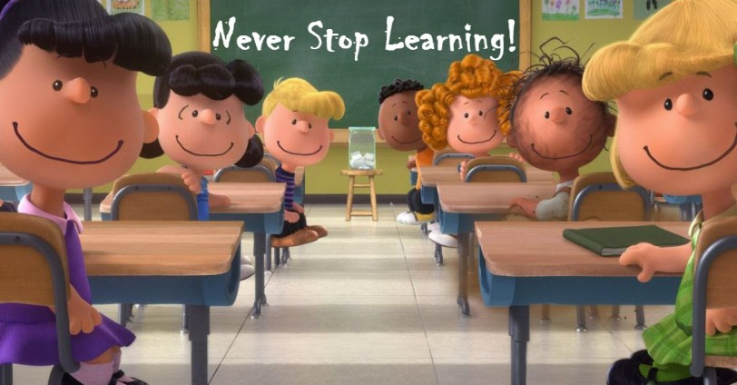 never stop learning orlando espinosa