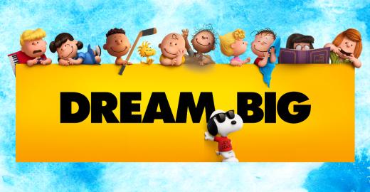 dream big orlando espinosa peanuts