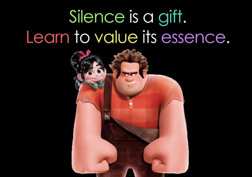 silence-is-a-gift orlando espinosa