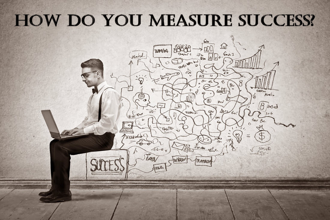 how to measure the success of Measuring success becomes very subjective furthermore, digital technology  generates lots of data sets: clicks, views, shares, invites, impressions, tweets,.
