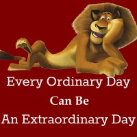 An Extraordinary Day