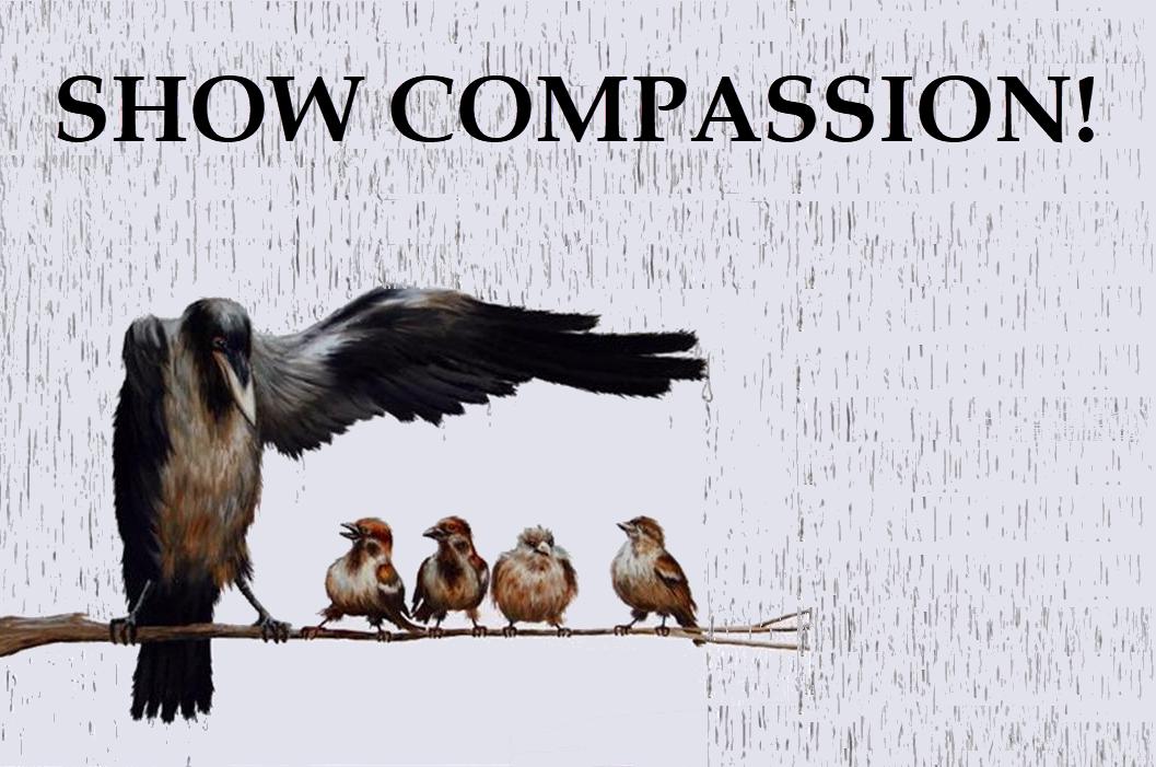 Show Compassion   Orlando Espinosa  Show Compassion...