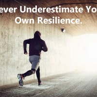 Your Own Resilience