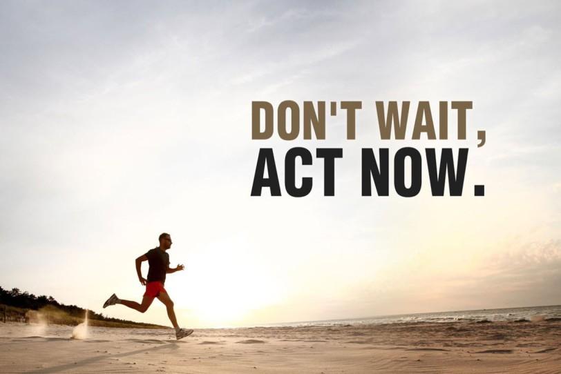 don t wait act now orlando espinosa