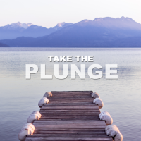 Just Take The Plunge