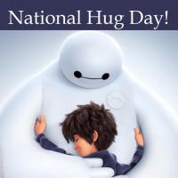 National Hug Day 2018