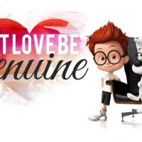 Let Love Be Genuine