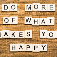 Making Yourself Happy