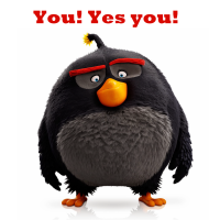 You! Yes you!