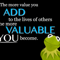 Add Value To Others